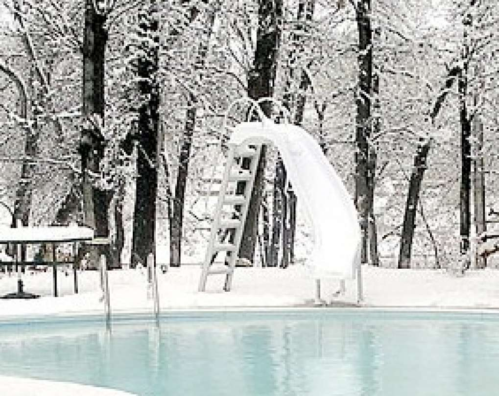 Winterise your pool